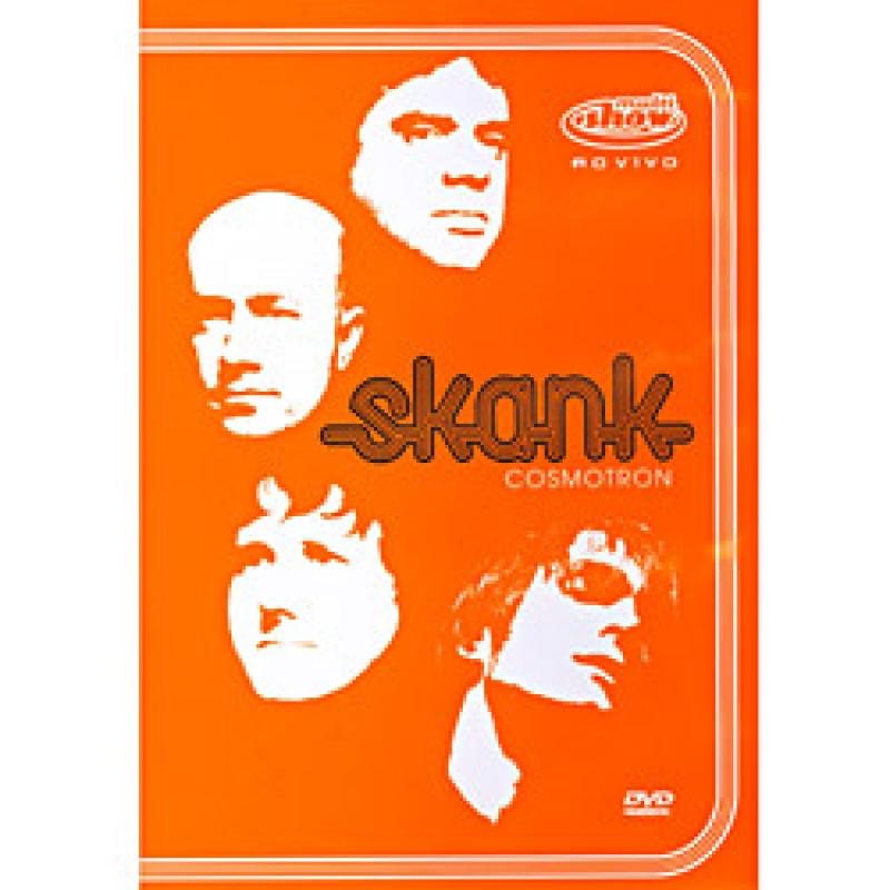 Skank - Multishow Ao Vivo - Cosmotron CDeDVD
