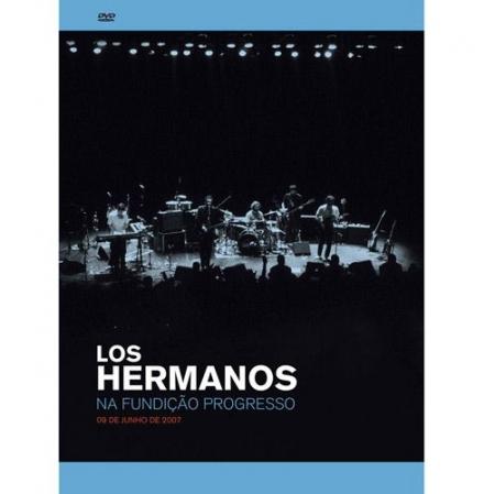 Los Hermanos - Ao Vivo na Fundicao Progresso DVD