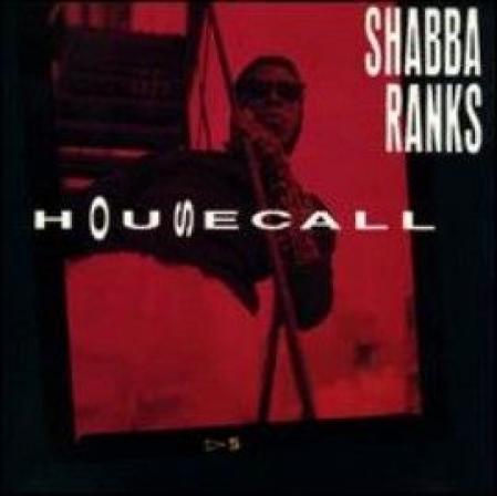 LP Shabba Ranks - Housecall (SINGLE)
