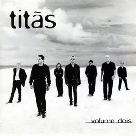 TITAS -  VOLUME DOIS - AO VIVO (DVD+CD)
