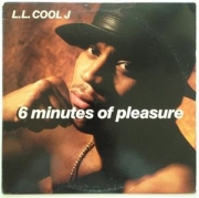 LP LL Cool J - 6 Minutes Of Pleasure (SINGLE)