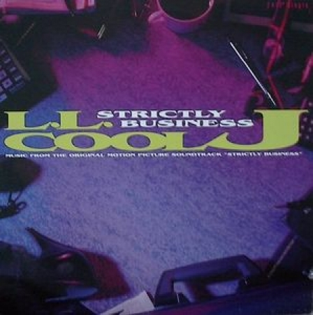 LP LL Cool J - Strictly Business (SINGLE)