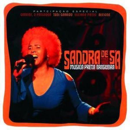 Sandra de Sa - Musica Preta Brasileira (CD)