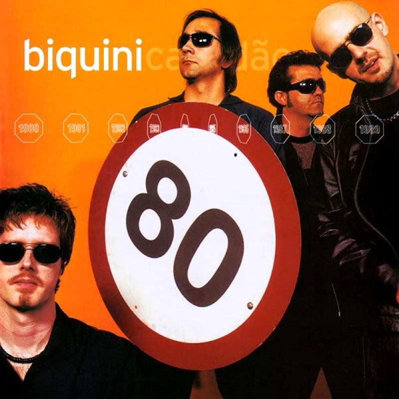 Biquini Cavadao - 80 (CD)