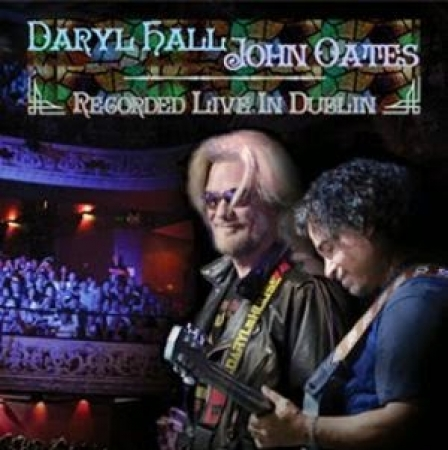 Box Daryl Hall Jhon Oates Live in Dublin 2 CDs+DVD Importado