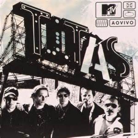 Titas - Mtv - Ao Vivo (CD)