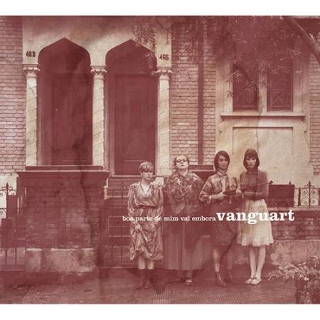 Vanguart - Boa Parte de Mim Vai Embora (CD)