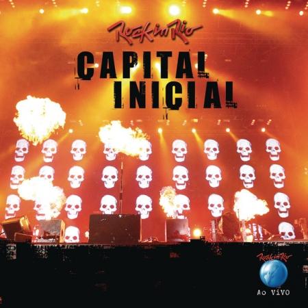 Capital Inicial - Ao vivo Rock in Rio (CD)