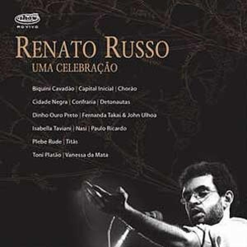 Renato Russo - Uma Celebracao (CD)