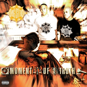LP Gang Starr - Moment Of Truth (VINYL TRIPLO IMPORTADO LACRADO)