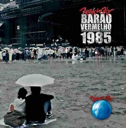 Barao Vermelho - Ao Vivo no Rock in Rio 1985 (CD)