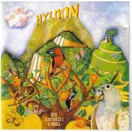 Hyldon - Deus A Natureza E A Música (Com 3 Bonus)