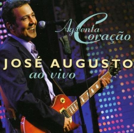 Jose Augusto - Aguenta Coração - Ao Vivo (CD)
