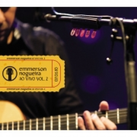 Emmerson Nogueira - Ao Vivo - Vol.2 (CD)