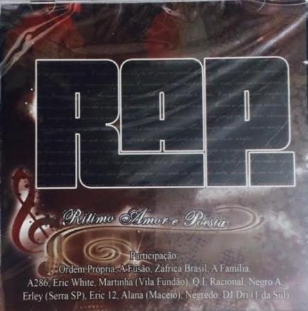 RAP - Ritmo Amor E Poesia (RAP NACIONAL)