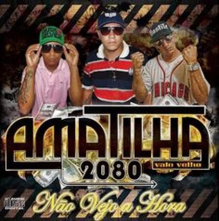 Amatilha - Nao Vejo A Hora (RAP NACIONAL)
