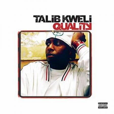 LP Talib Kweli - Quality VINYL DUPLO IMPORTADO LACRADO