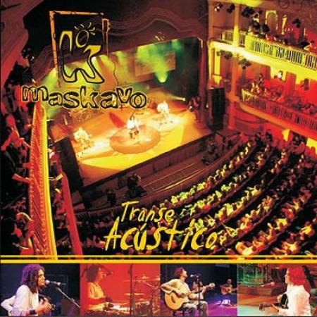 Maskavo - Transe Acustico (CD)