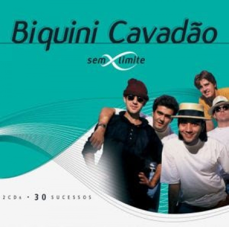 Serie Sem Limite - Biquini Cavadao (2CDs)