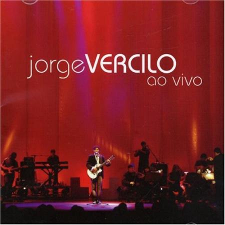 Jorge Vercilo - Ao Vivo (CD)