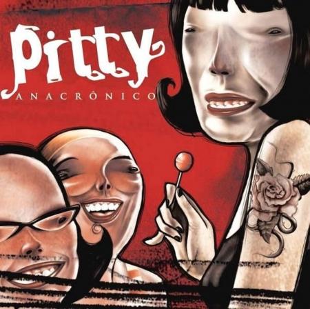 Pitty - Anacronico (CD)