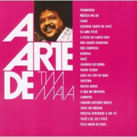 Tim Maia - A Arte De Tim Maia (CD)