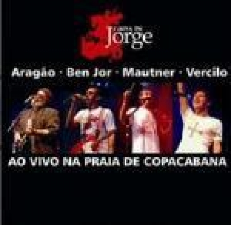 Coisa de Jorge - Ao Vivo na Praia de Copacabana (CD)