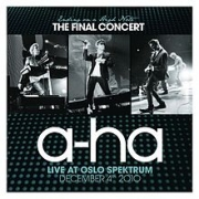 A-ha - Live At Oslo Spektrum - December 4th 2010 - Ending on a High Note - The Final Concert (CD)