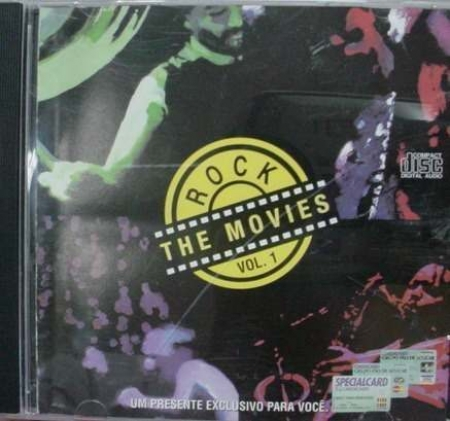 Rock The Movies - Vol. 1 (CD)