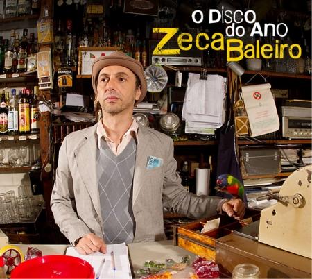 Zeca Baleiro - O Disco do Ano (CD)