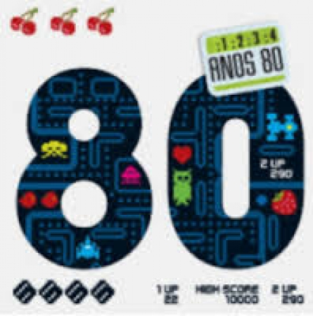 Coletanea Anos 80 - Vol. 01 - 2007 (CD)