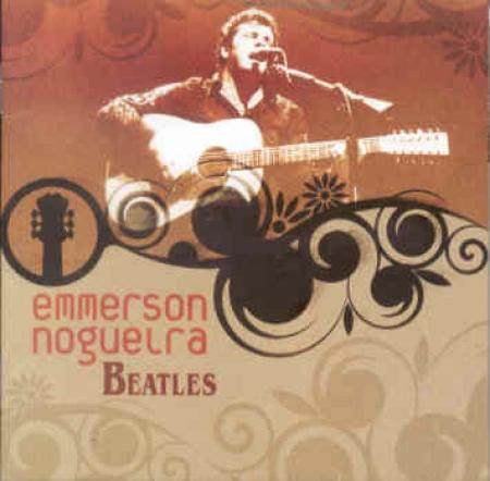 Emmerson Nogueira - Beatles (CD)