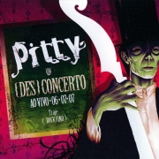 Pitty - DesConcerto - (Ao Vivo) (CD Digipack)