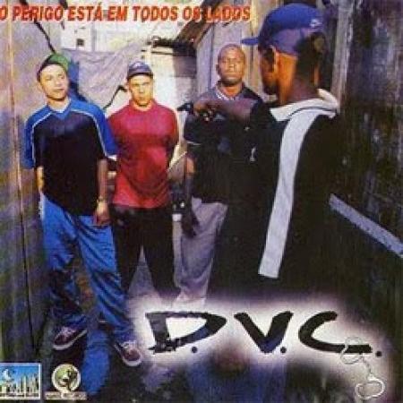 DVC - O Perigo Está em Todos os Lados (2001) RAP NACIONAL