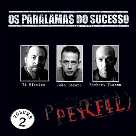 Os Paralamas do Sucesso - Perfil - Vol. 2 (CD)