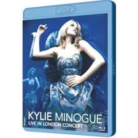 Kylie Minogue - Live in London Concert Blu Ray