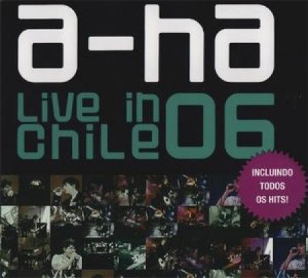 A-HA: Live in Chile (CD Digipack) PRODUTO INDISPONIVEL