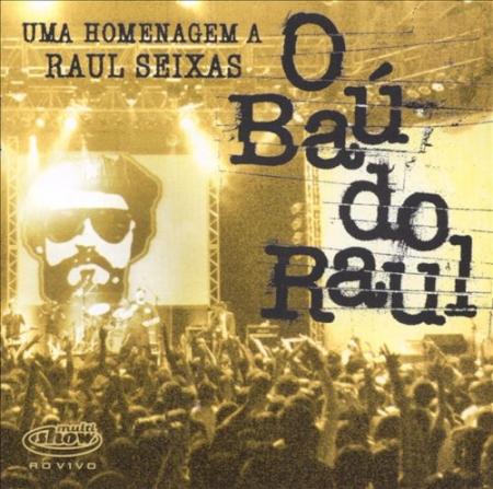 Raul Seixas - Uma Homenagem a Raul Seixas - O Bau do Raul (CD)