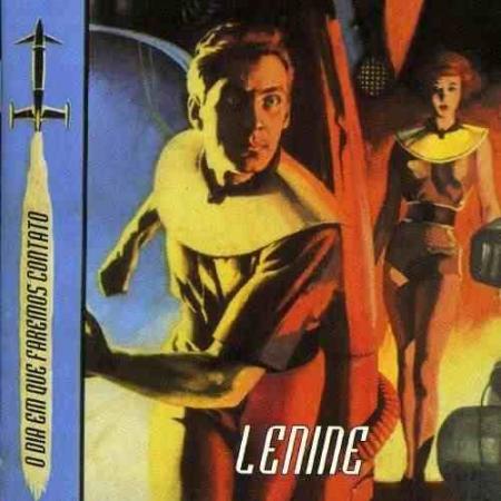 Lenine - O Dia em que Faremos Contato (CD)