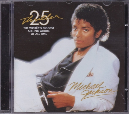 Michael Jackson - Thriller 25 Anos (CD)
