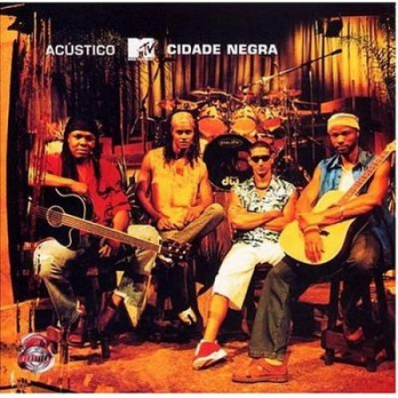 Cidade Negra - Acustico MTV (CD)