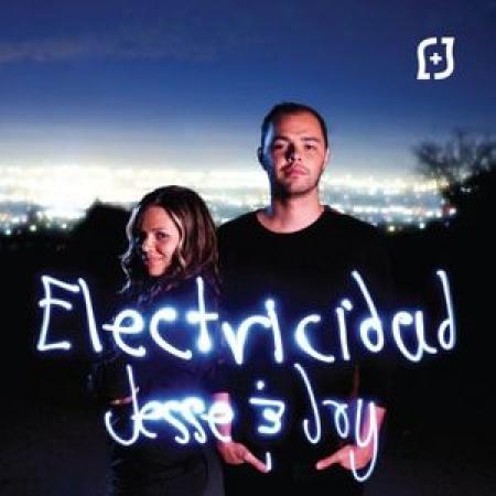 CD Jesse and Joy Electricidad Importado