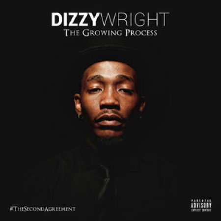 CD Dizzy Wright Growing Process Importado