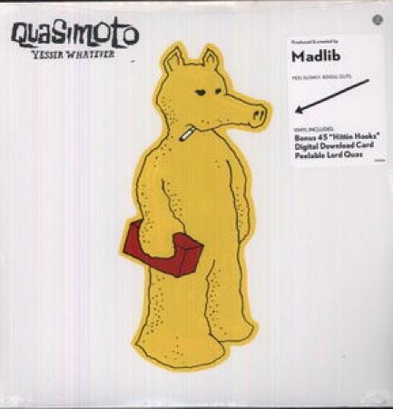 LP Quasimoto - Yessir Whatever (VINYL IMPORTADO LACRADO)