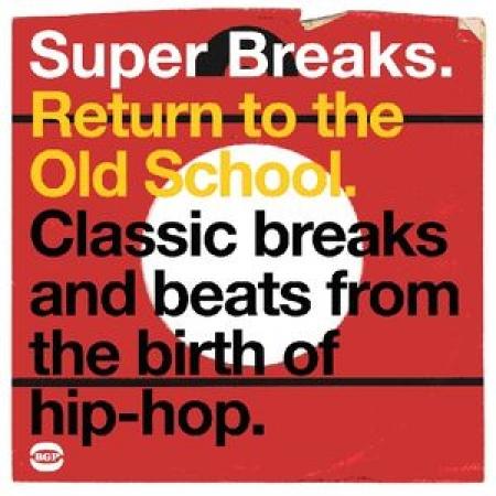 LP Super Breaks - Return to the Old School VINYL DUPLO IMPORTADO LACRADO