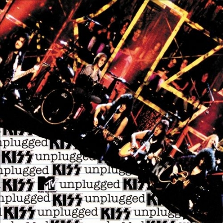 Kiss - Unplugged MTV (CD)
