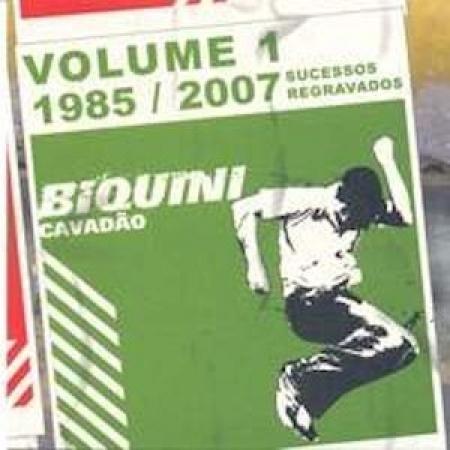 Biquini Cavadao - Sucessos Regravados 1985-2007 (CD)
