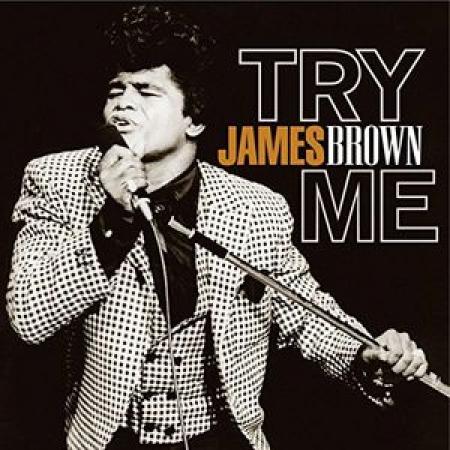 LP James Brown - Try Me IMPORTADO LACRADO
