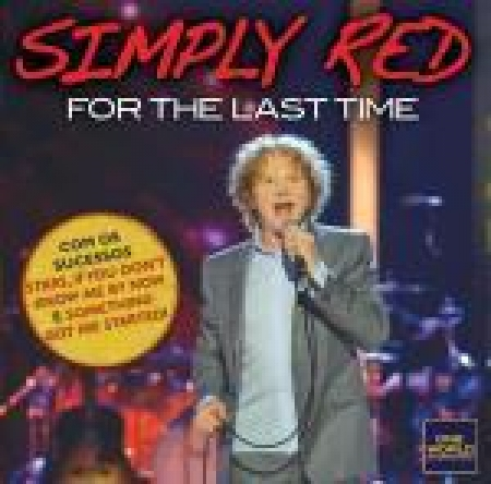 Simply Red - For The Last Time (CD)