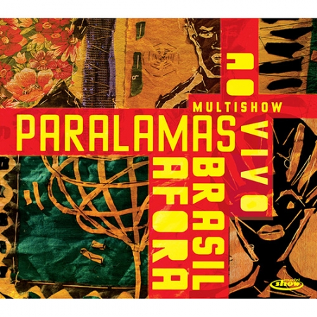 Paralamas - Brasil Afora Multishow - Ao Vivo (CD)